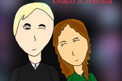DRACO X ASTORIA IS MY OTP!