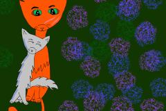 WolfscratchxDoveflower